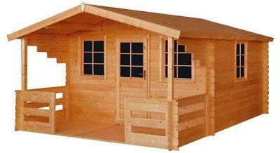 Záhradné domčeky a drevostavby - Floranet